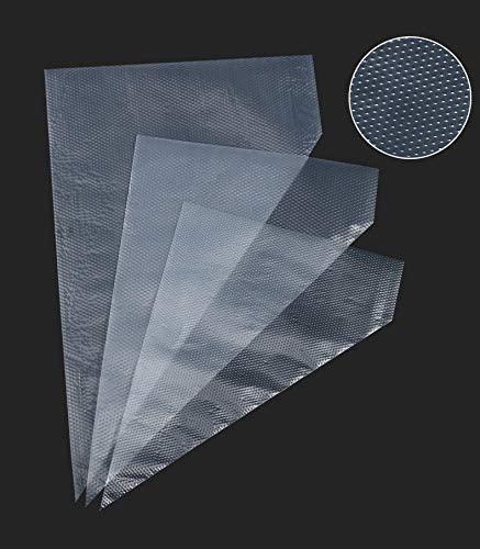 Clip wan(クリップワン) 使いやすいSサイズ 絞り袋 100枚入り クリアの商品画像3