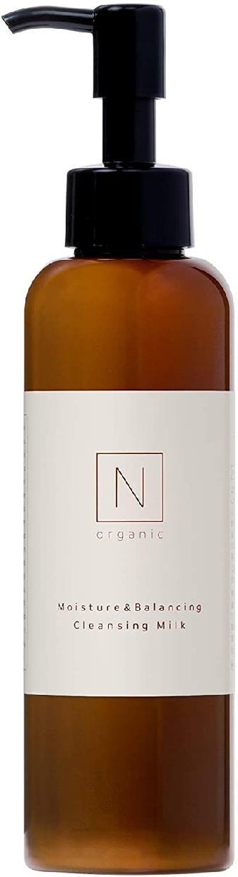 N organic(エヌオーガニック) モイスチュア&バランシング クレンジングミルクの商品画像