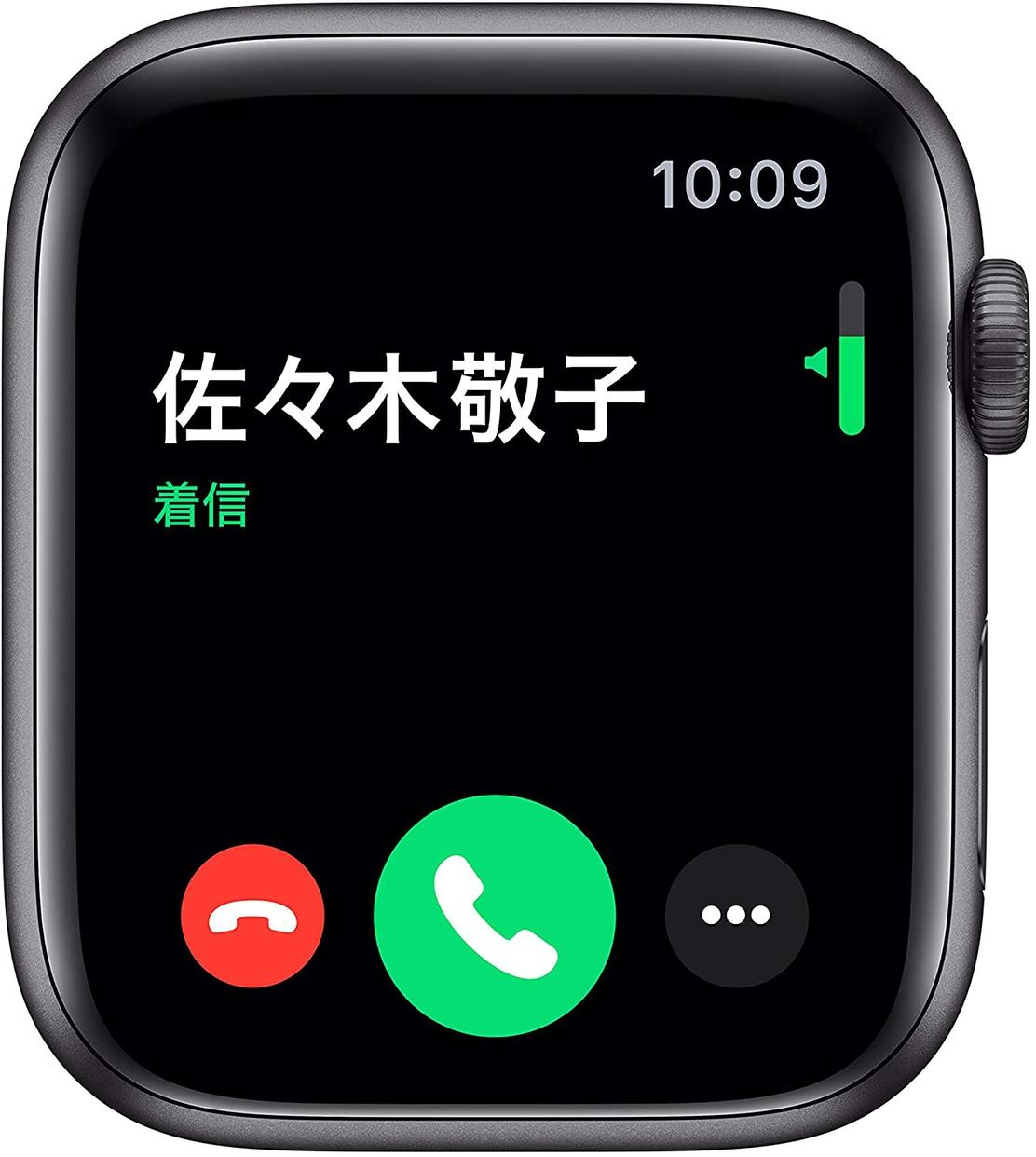 Apple(アップル) Apple Watch Series5(GPSモデル) MWVF2J/Aの商品画像3