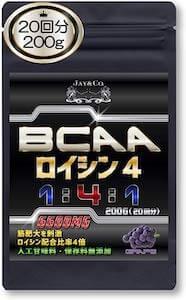 JAY&CO.(ジェイアンドシーオー) BCAAロイシン4の商品画像