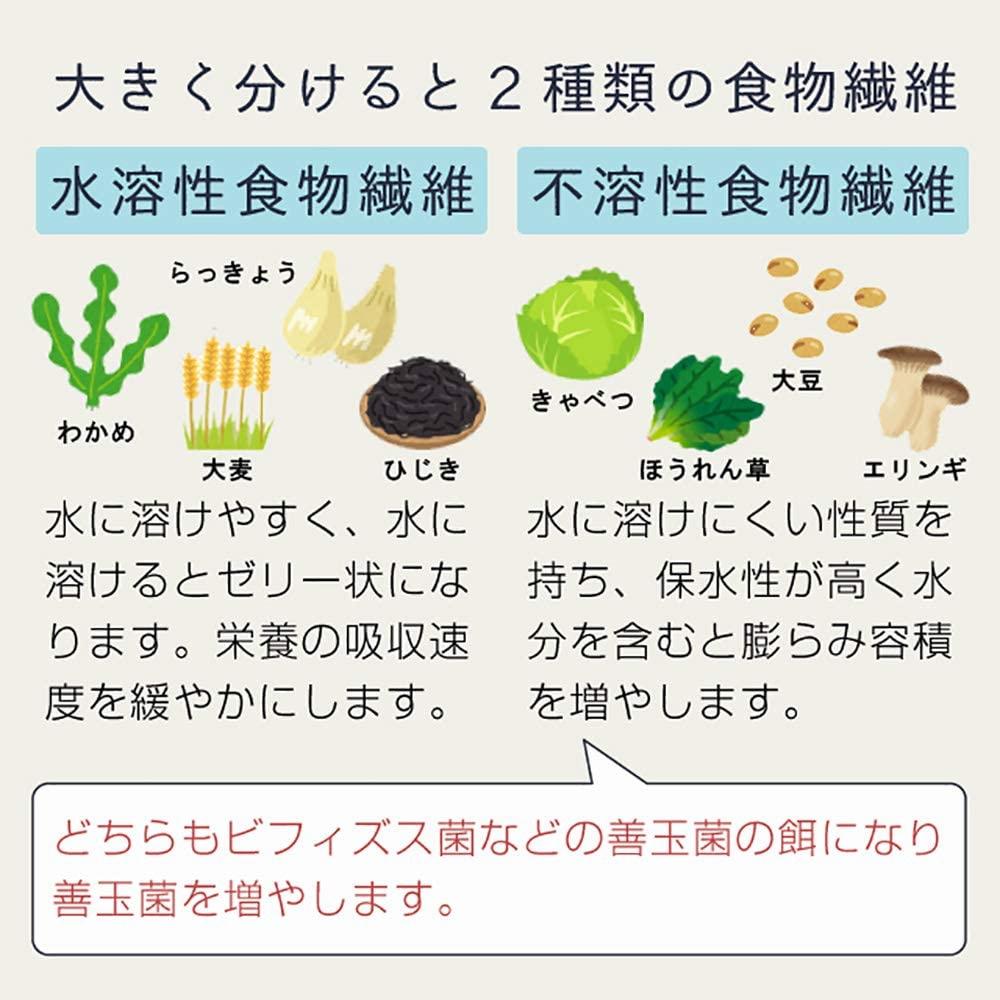 nichie(ニチエー) 水溶性食物繊維オーガニック イヌリンの商品画像9