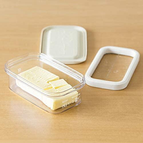 栗原はるみ(くりはらはるみ)カッター付バターケースの商品画像4
