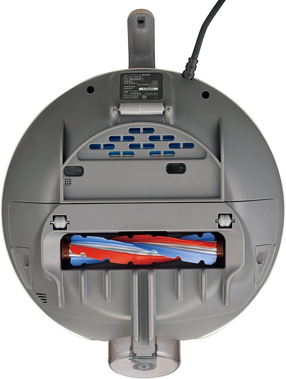 SHARP(シャープ) サイクロンふとん掃除機 Cornet コロネ EC-HX150の商品画像4