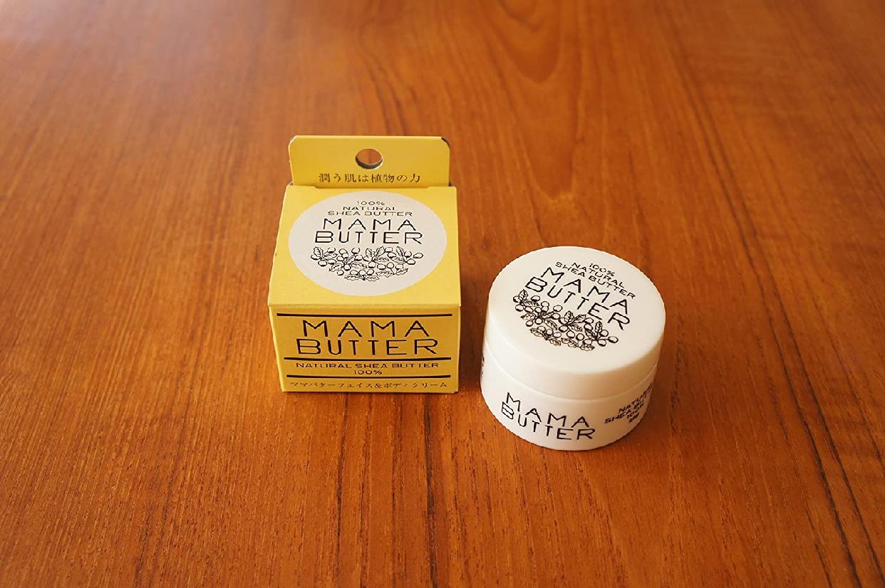 MAMA BUTTER(ママバター)フェイス&ボディクリームの商品画像5