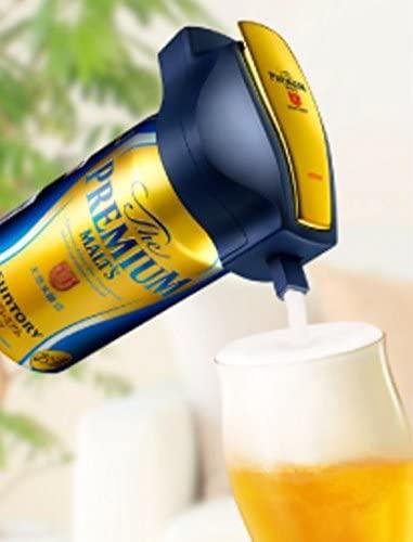 ザ・プレミアム・モルツハンディビールサーバーの商品画像2