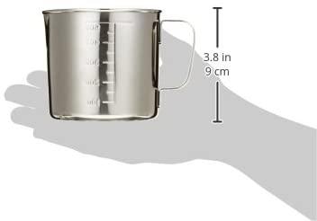 赤川器物製作所 18-8 水マス(口付) 800500の商品画像2