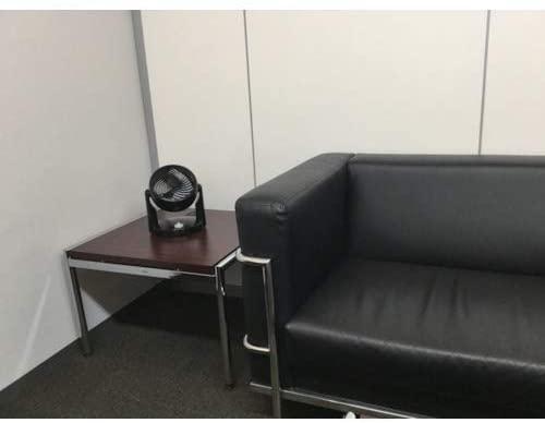 IRIS OHYAMA(アイリスオーヤマ) コンパクトサーキュレーター H型PCF-HD15Nの商品画像8