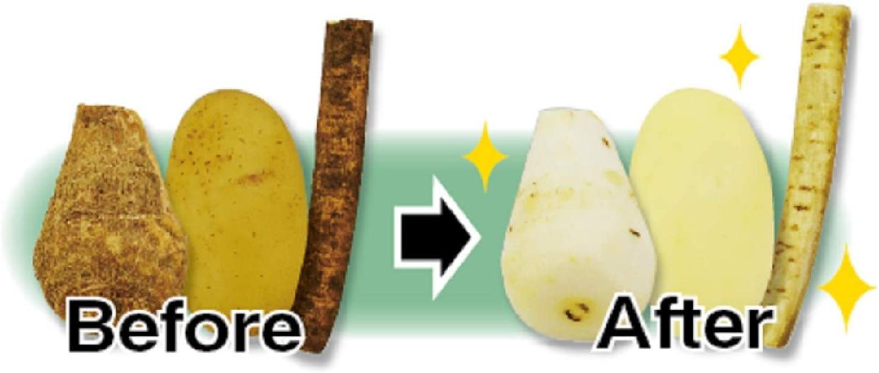創和リサイクル(そうわりさいくる)皮むき スポンジ 研磨 ピーラーの商品画像7
