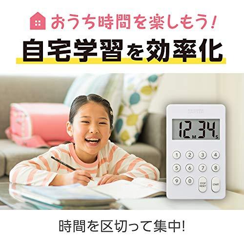 TANITA(タニタ) デジタルタイマー100分計 TD-415の商品画像3