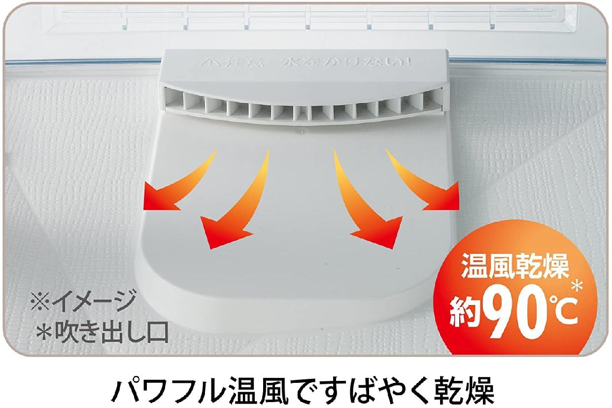 KOIZUMI(コイズミ) 食器乾燥器 KDE-6000の商品画像2