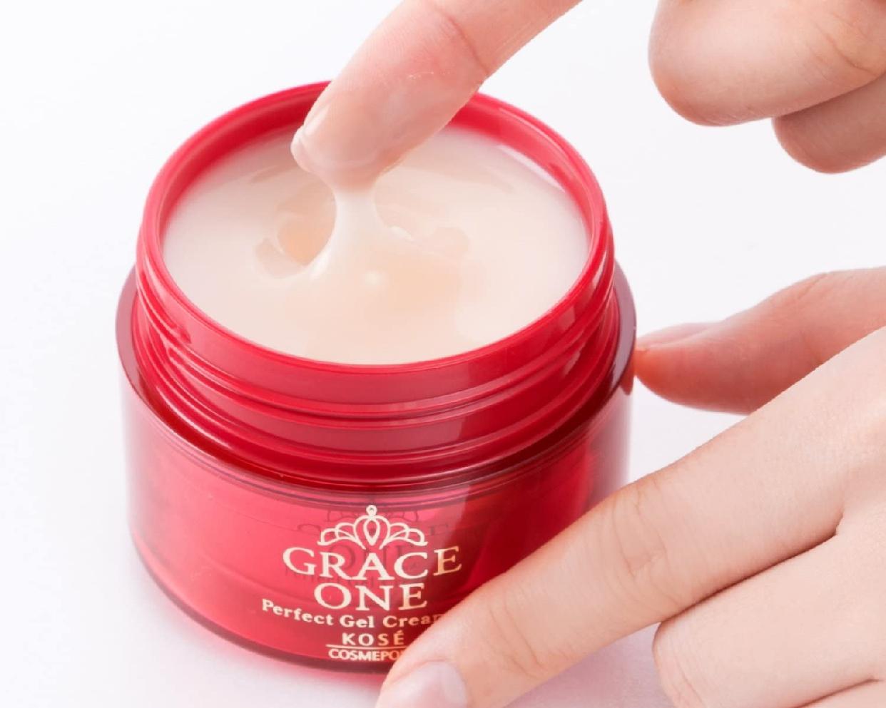 GRACE ONE(グレイスワン) 濃潤リペアジェルの商品画像10