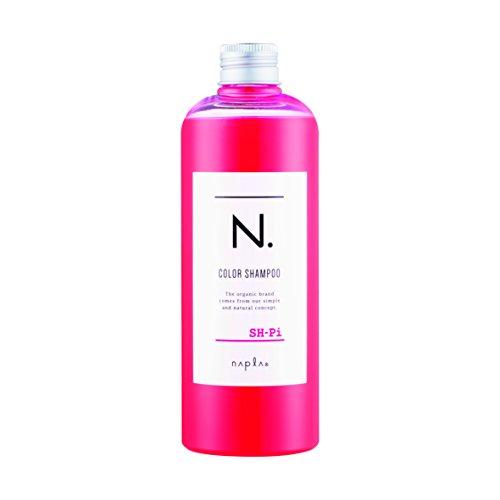 N.(エヌドット) カラーシャンプー Pi ピンク