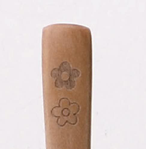 K-ai(ケーアイ) hanaco 木製ケーキフォーク 5本セットの商品画像2