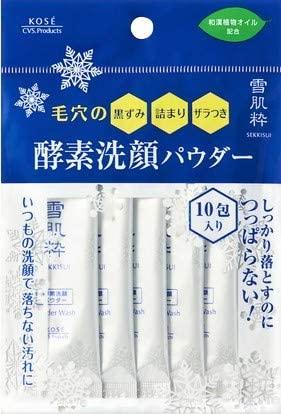 雪肌粋(SEKKISUI) 酵素洗顔パウダー