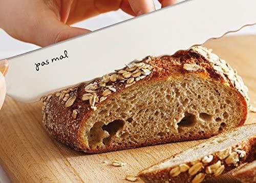 貝印(KAI) ブレッドナイフ pas mal WAVECUT(パマル ウェーブカット) AB5630の商品画像6