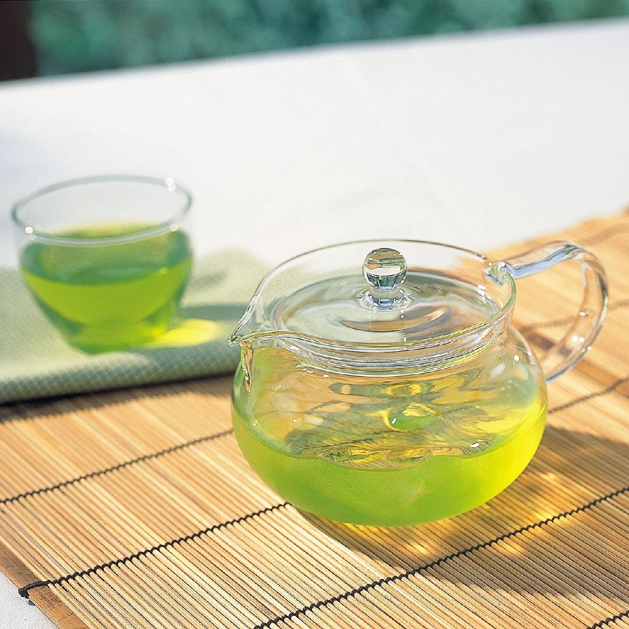 HARIO(ハリオ) 茶茶急須 丸 CHJMN-45T クリアの商品画像14