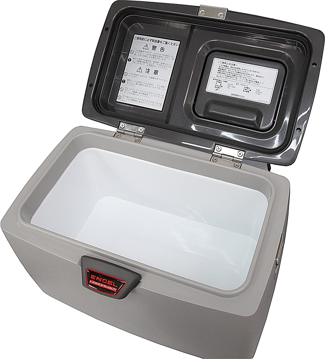 ENGEL(エンゲル) ポータブル冷凍冷蔵庫 MD14F MD14Fの商品画像5