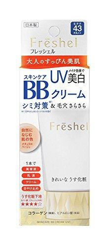 Freshel(フレッシェル)スキンケアBBクリーム(UV)の商品画像6