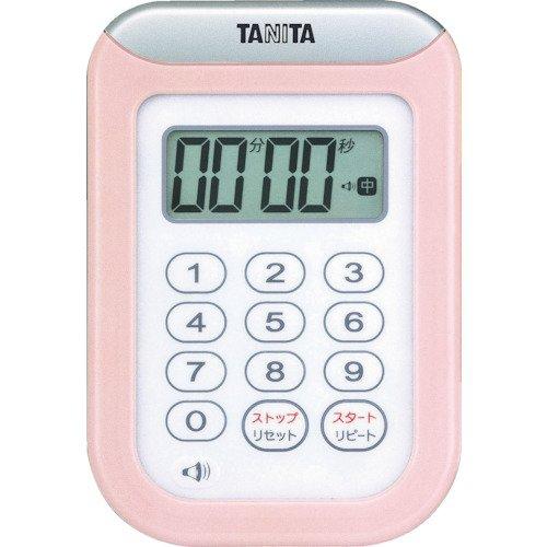 TANITA(タニタ) デジタルタイマー 丸洗いタイマー100分計 TD-378の商品画像