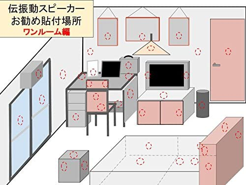 TafuOn(タフオン) 伝振動スピーカーの商品画像6
