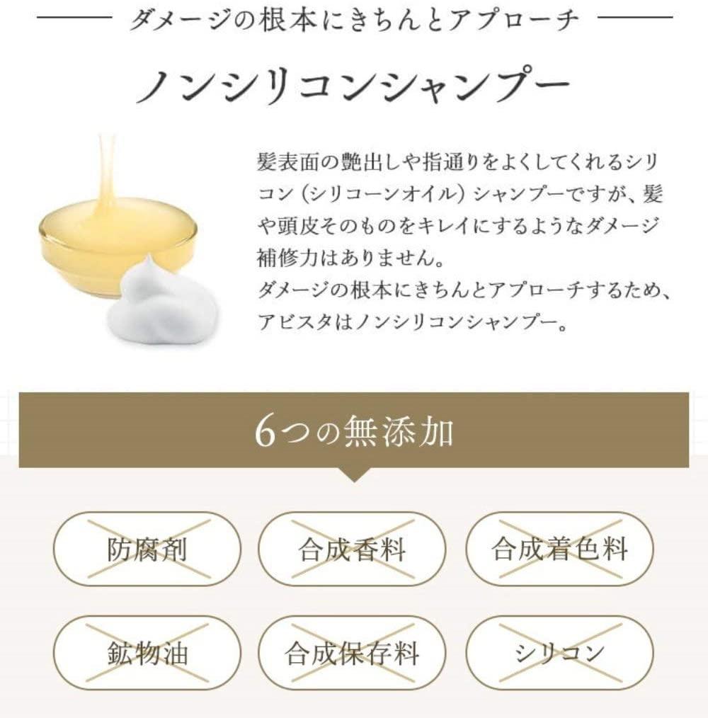 AVISTA(アビスタ) エイジングケアシャンプーの商品画像12