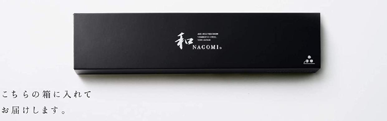 和(NAGOMI) ペティ 155mm  440A 天然木の商品画像6