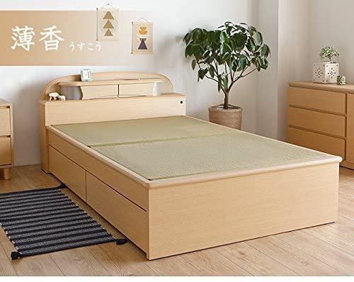 MODERN DECO(モダンデコ) 畳ベッド 緑風の商品画像2