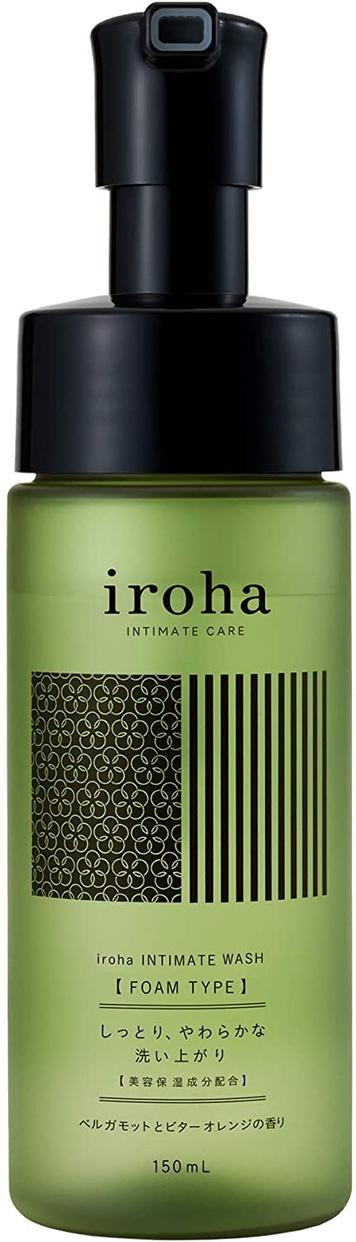 iroha(イロハ) インティメート ウォッシュ フォームの商品画像
