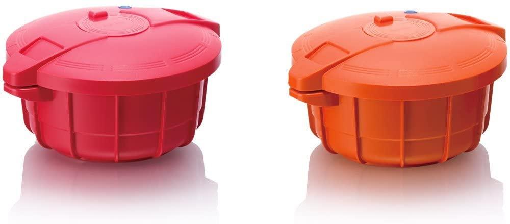 MEYER(マイヤー) 電子レンジ圧力鍋 オレンジ 2.3L MPC2.3POの商品画像10