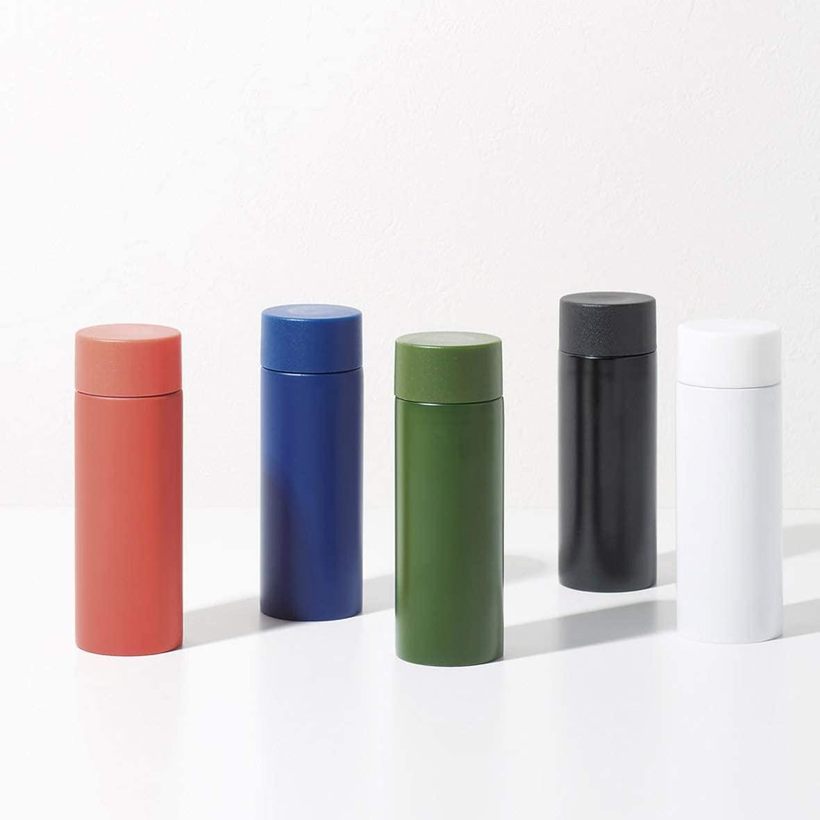 YOSHIYAMA(ヨシヤマ) ミニ ステンレスボトル 120mlの商品画像