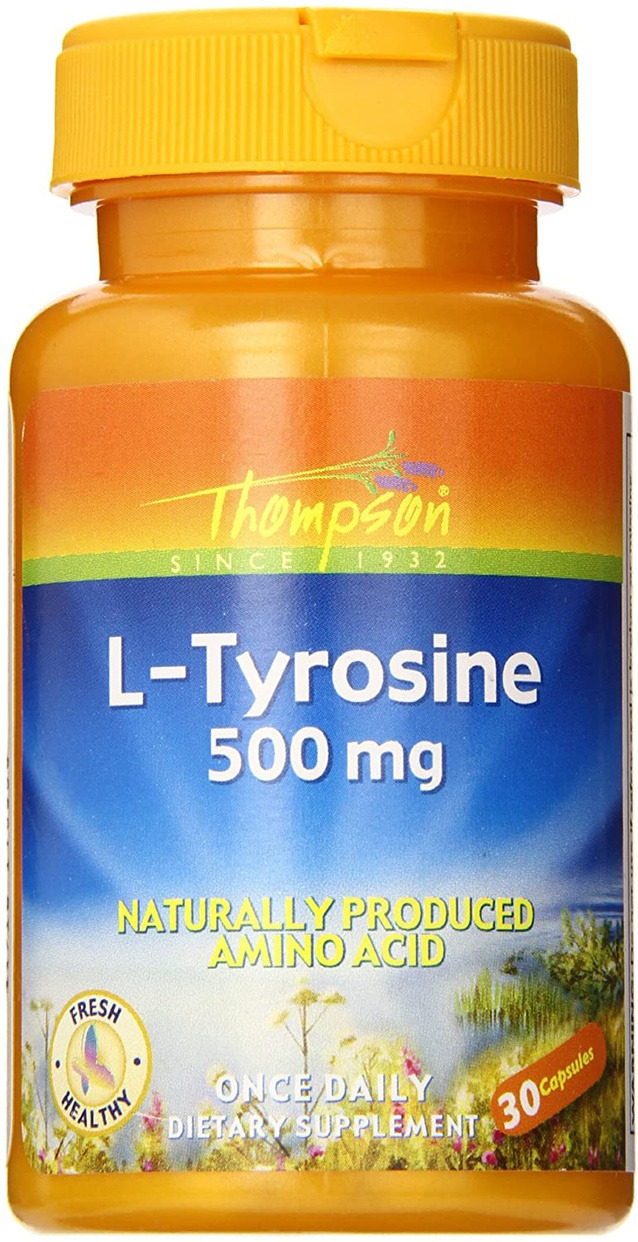 Thompson(トンプソン) L-チロシンの商品画像