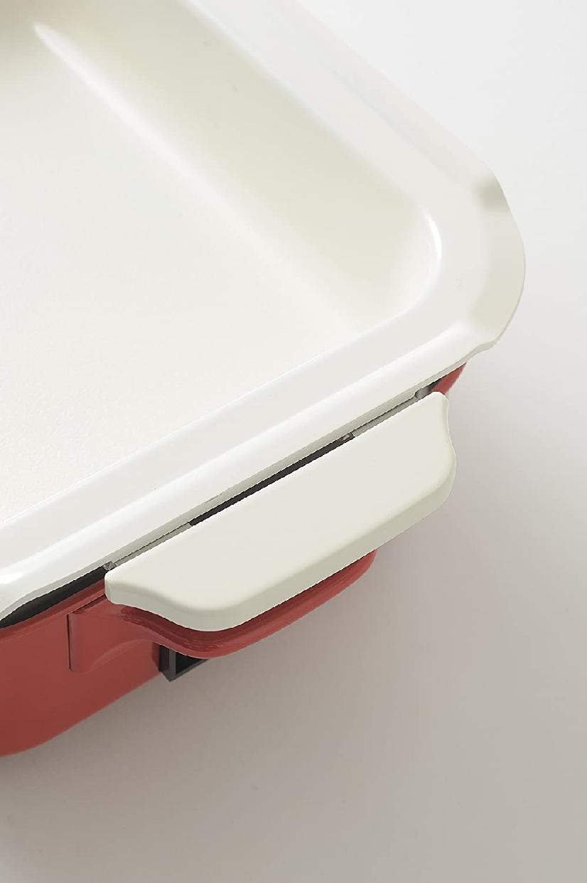 BRUNO(ブルーノ) コンパクトホットプレート用セラミックコート鍋の商品画像4