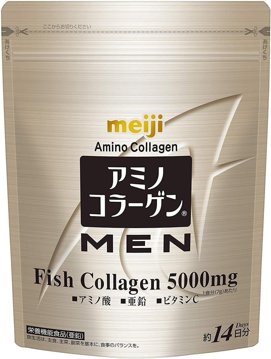 明治(meiji) アミノコラーゲン MEN