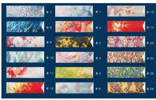 きものシリーズ(きものしりーず)杉柾天削箸24cm 箸袋入り ミックス 2500膳の商品画像4
