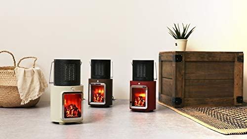 PRISMATE(プリズメイト) 人感センサー付 暖炉ヒーター PR-WA010の商品画像8