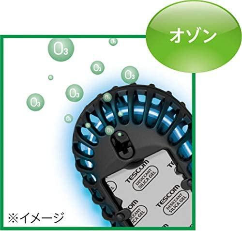 TESCOM(テスコム) シューズクリーンEX OTS10の商品画像6