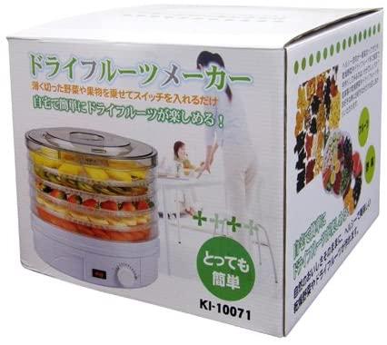 ローネジャパンドライフルーツメーカー KI-10071の商品画像2