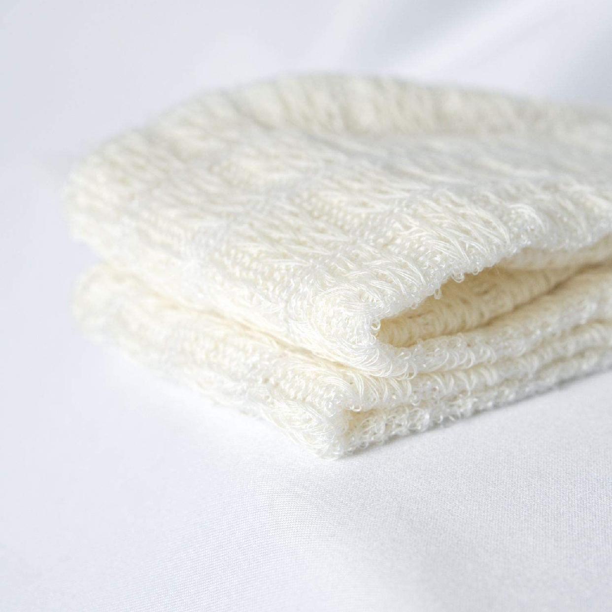 藤栄(FUJIEI) ボディタオル ナチュラル ブレス オーガニックコットン BL-403の商品画像2