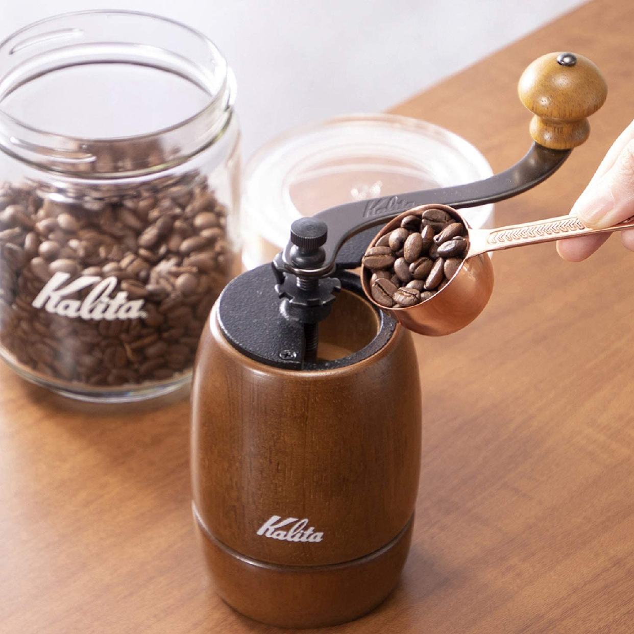 Kalita(カリタ) コーヒーミル KH-9 #42121の商品画像2