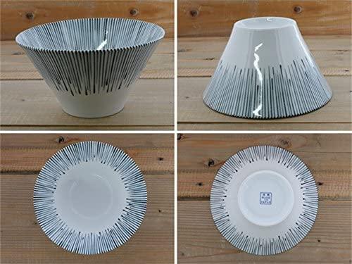 TABLE WARE EAST.(テーブルウェアイースト) 台形マルチどんぶり(M) 藍十草の商品画像3