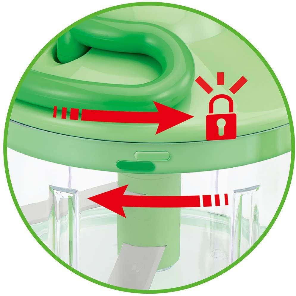 T-fal(ティファール)ハンディチョッパー 500ml K09304 グリーンの商品画像4