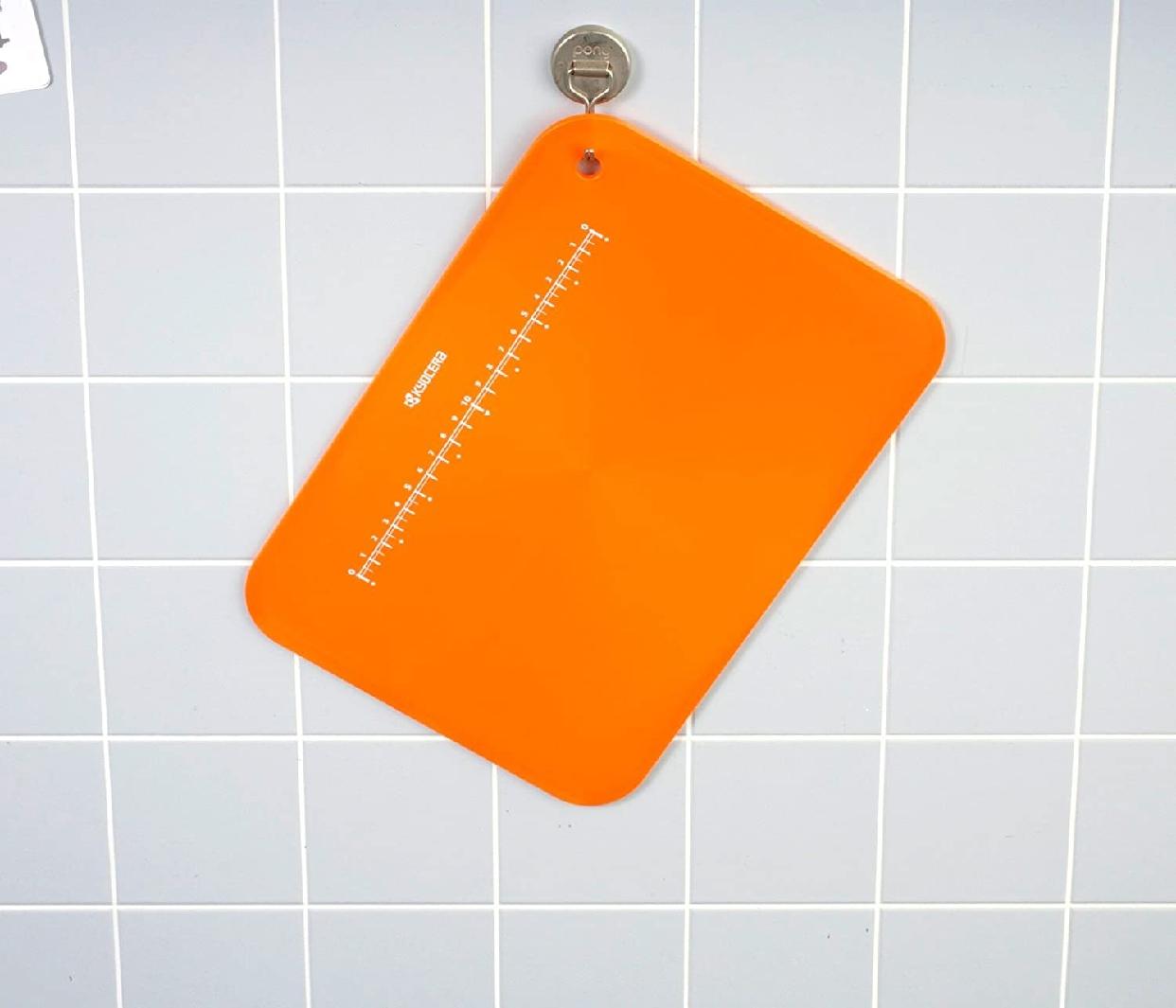 カラフルキッチンカラーまな板  CC-99 オレンジの商品画像3