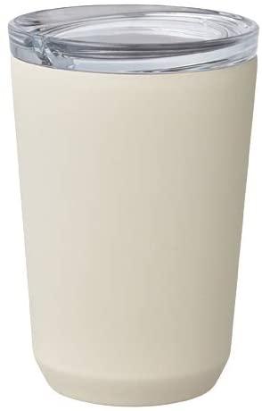 KINTO(キントー) トゥーゴータンブラー ホワイト 360mlの商品画像