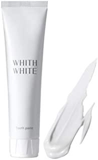 WHITH WHITE(フィス ホワイト)ホワイトニング 歯茎マッサージ 歯磨き粉の商品画像