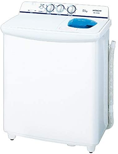 日立(HITACHI) 青空 2槽式洗濯機 PS-55AS2の商品画像