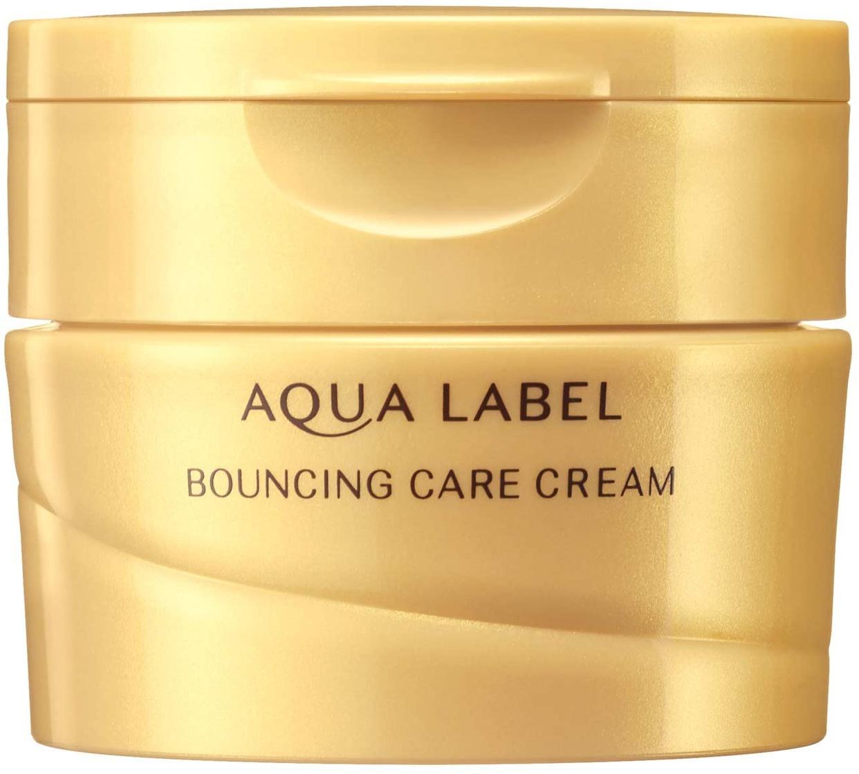 AQUALABEL(アクアレーベル) バウンシングケア クリームの商品画像