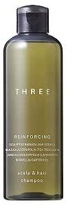 THREE(スリー) スキャルプ&ヘア リインフォーシング シャンプー Rの商品画像5