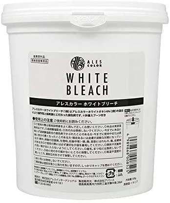 ALES COLOR(アレスカラー) ホワイトブリーチ