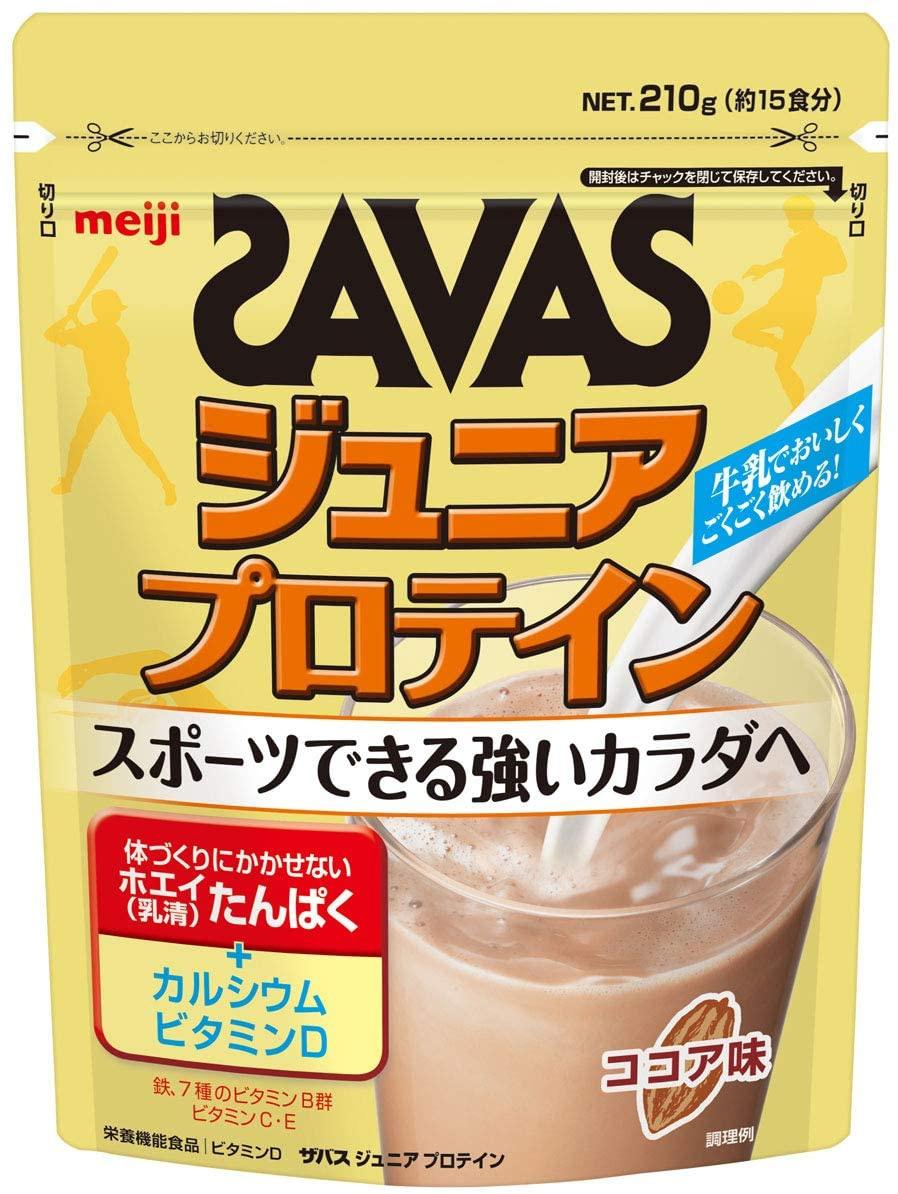 SAVAS(ザバス) ジュニア プロテインの商品画像