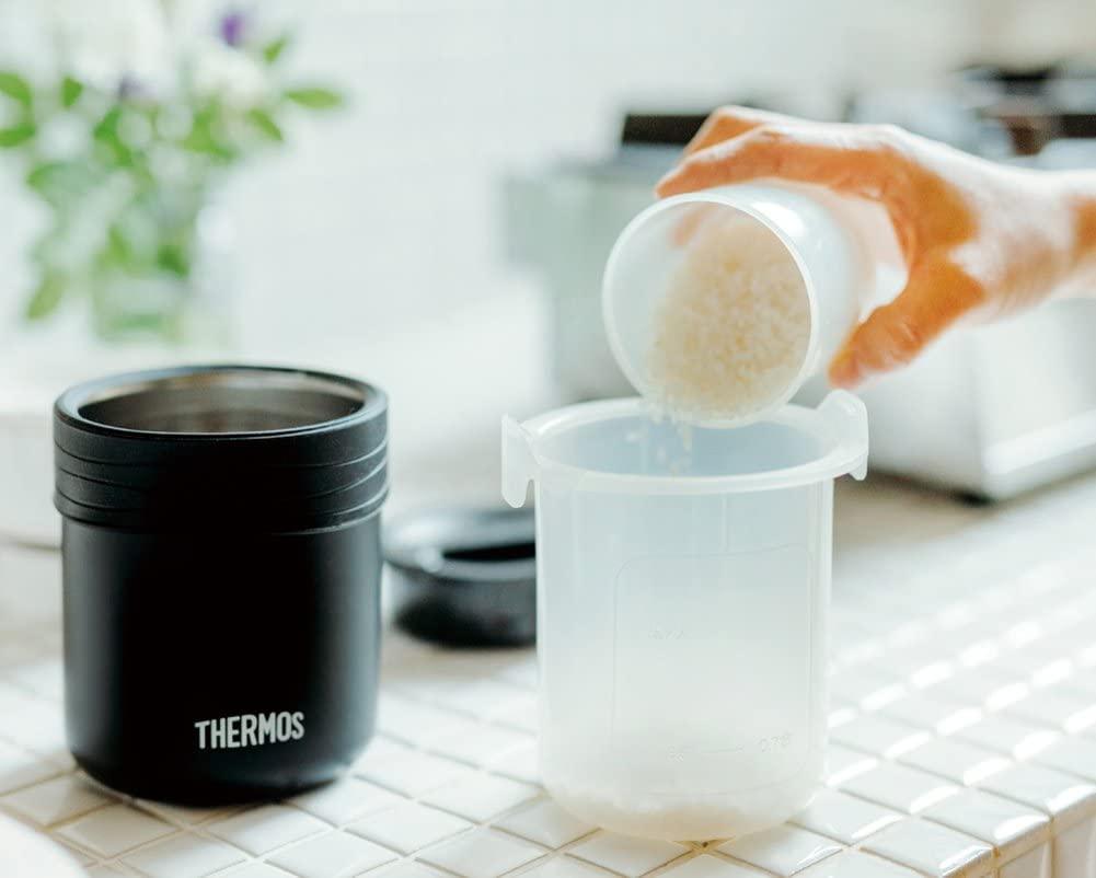 THERMOS(サーモス) ごはんが炊ける弁当箱 JBS-360の商品画像4